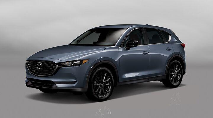 2021 Mazda CX-5 Carbon Edition