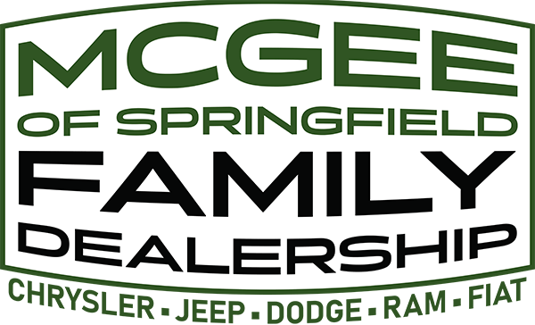 McGee Chrysler Jeep Dodge Ram logo