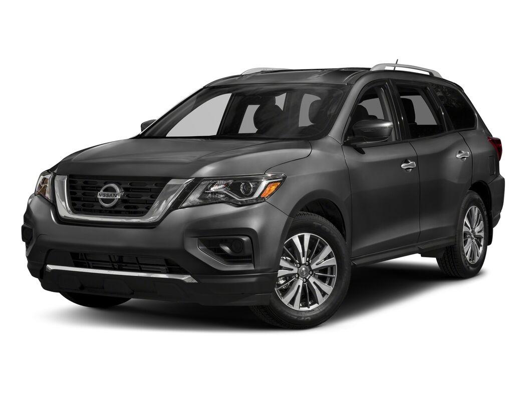 New Nissan Pathfinder in Savannah