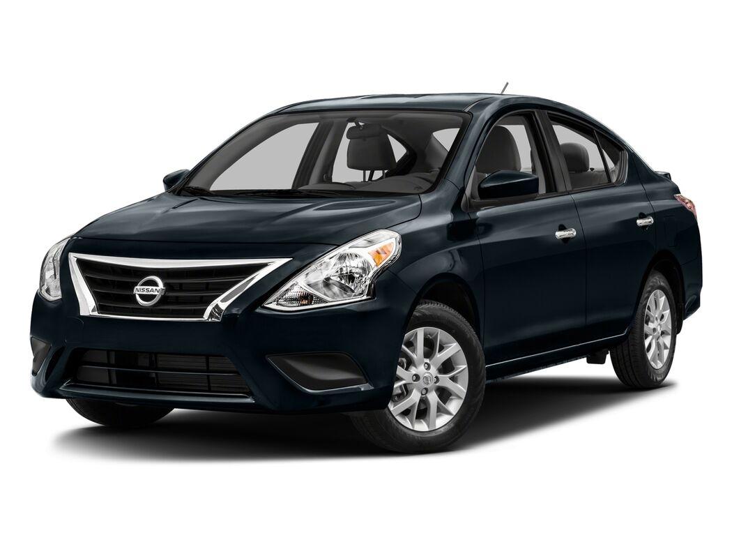 New Nissan Versa Sedan in Savannah