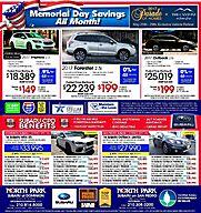May Savings at North Park!