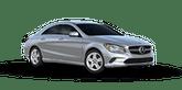 New Mercedes-Benz CLA at Peoria