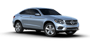 New Mercedes-Benz GLC at Lexington