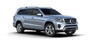 New Mercedes-Benz GLS at Lexington