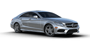 New Mercedes-Benz CLS at Lexington