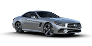 New Mercedes-Benz SL-Class at Lexington