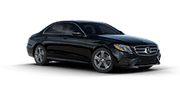 New Mercedes-Benz E-Class at Lexington