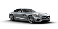 New Mercedes-Benz AMG GT at San Luis Obispo