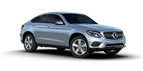 New Mercedes-Benz GLC at Rochester