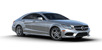 New Mercedes-Benz CLS at Rochester