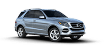 New Mercedes-Benz GLE at Rochester