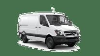 New Mercedes-Benz Sprinter Worker Cargo Van at Rochester