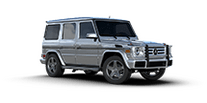 New Mercedes-Benz G-Class at Rochester