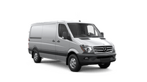 New Mercedes-Benz Sprinter Cargo Vans at Rochester
