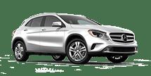New Mercedes-Benz GLA-Class at Merriam