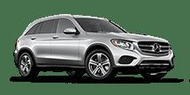 New Mercedes-Benz GLC-Class at Merriam