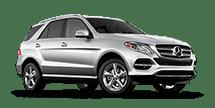 New Mercedes-Benz GLE-Class at Merriam