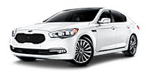New Kia K900 at Saint Louis