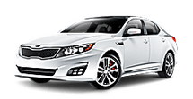 New Kia Optima at Saint Louis