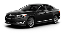 New Kia Cadenza at Saint Louis