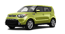 New Kia Soul at Saint Louis