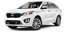New Kia Sorento at Saint Louis