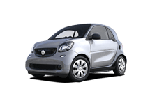 New Smart Fortwo at Indianapolis
