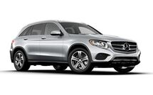 New Mercedes-Benz GLC-Class at Wilmington