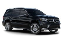 New Mercedes-Benz GLS-Class at Salem