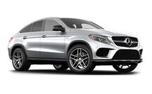 New Mercedes-Benz GLE-Class at Medford