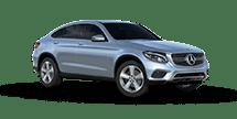 New Mercedes-Benz GLC at North Haven