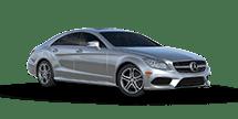 New Mercedes-Benz CLS at North Haven
