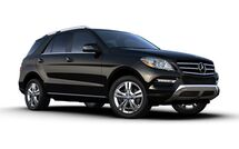 New Mercedes-Benz M-Class at Dothan