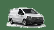 New Mercedes-Benz Metris Cargo Van at Bluffton