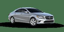 New Mercedes-Benz CLA at San Juan