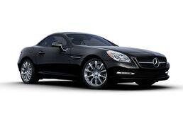 New Mercedes-Benz SLK-Class at Houston
