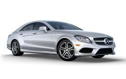 New Mercedes-Benz CLS-Class at Kansas City