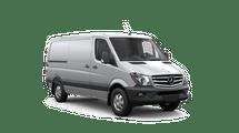 New Mercedes-Benz Sprinter Cargo Vans at San Juan