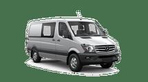 New Mercedes-Benz Sprinter Crew Vans at San Juan