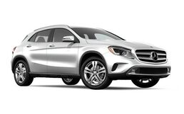 New Mercedes-Benz GLA-Class at Billings