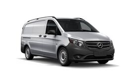 New Mercedes-Benz Metris Cargo Van at Billings