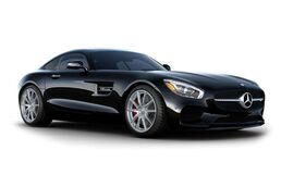 New Mercedes-Benz AMG GT at Tiffin