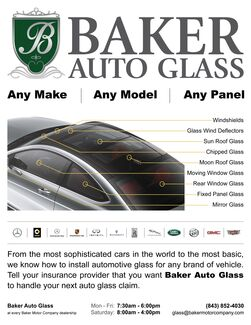 Baker Auto Glass