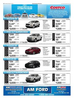 Canadas best selling vehicle for 8 years