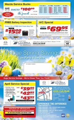 April 2017 Preferred Client Specials Page 1