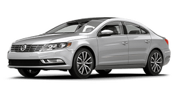 New Volkswagen CC at Evanston