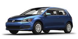 New Volkswagen Golf at Evanston