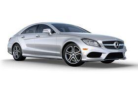New Mercedes-Benz CLS at Marion