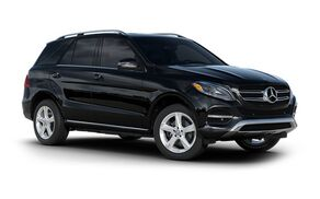 New Mercedes-Benz GLE-Class at Billings