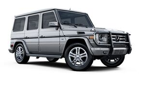 New Mercedes-Benz G-Class at Billings